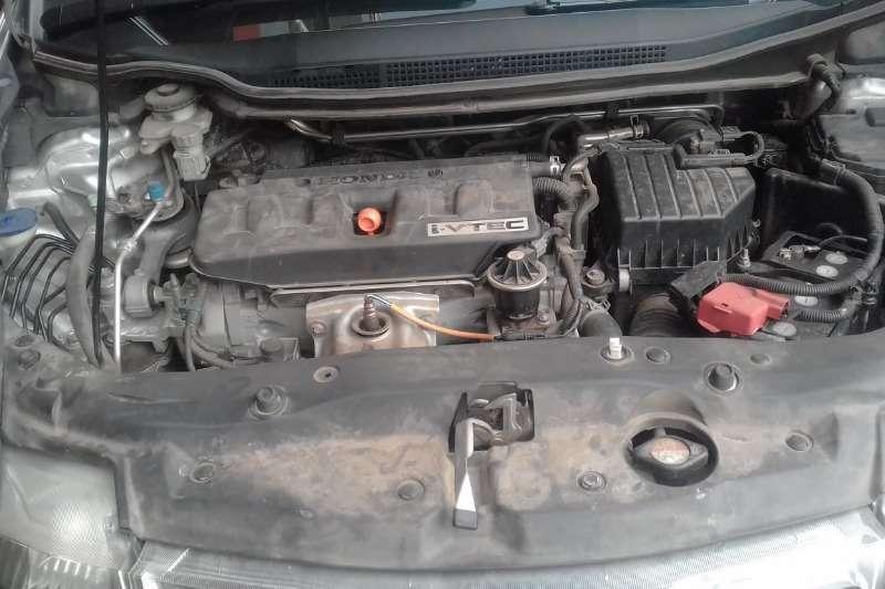 2013 Honda Civic Civic hatch 1.6i-DTEC Executive