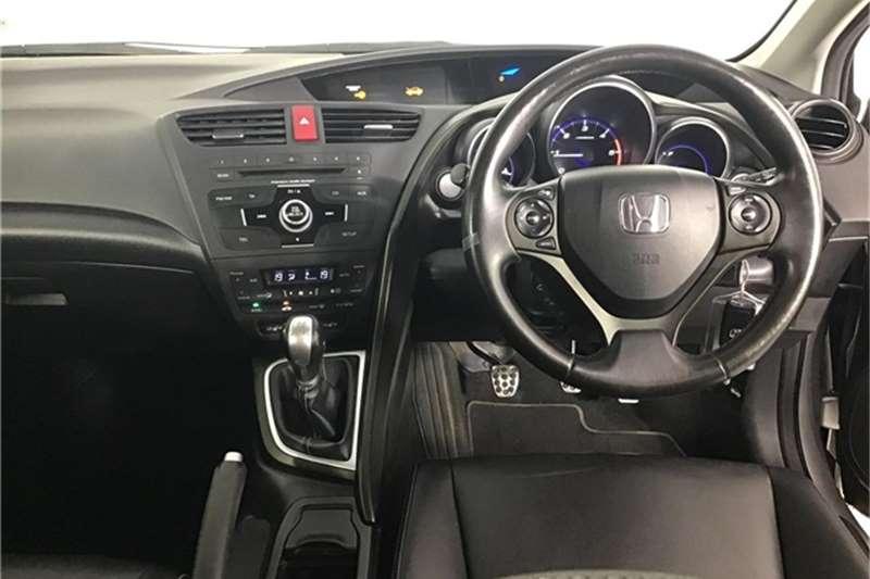 Honda Civic hatch 1.6i-DTEC Executive 2014