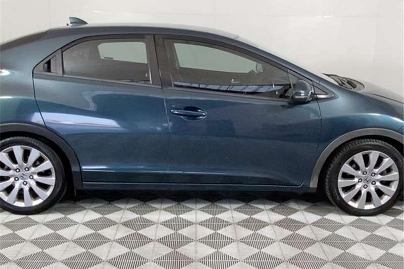2014 Honda Civic Civic hatch 1.6i-DTEC Executive