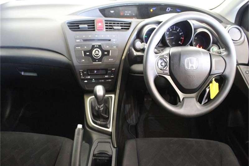 Honda Civic hatch 1.8 Elegance 2013