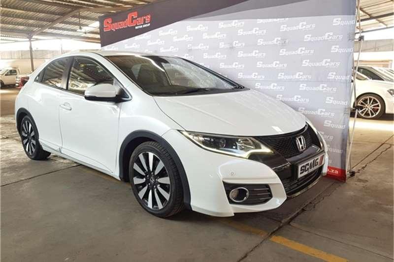 Honda Civic hatch 1.8 Executive 2016