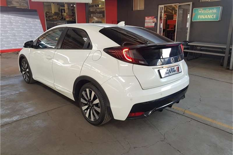 Honda Civic hatch 1.8 Executive 2016