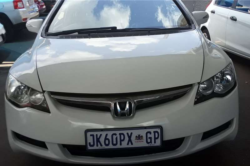 Honda Civic hatch 1.8 Executive auto 2007