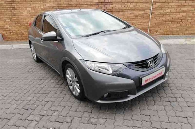 Honda Civic hatch 1.8 Executive auto 2013