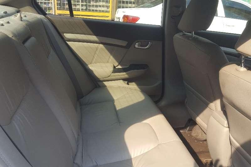 Used 2013 Honda Civic hatch 1.8 Executive auto