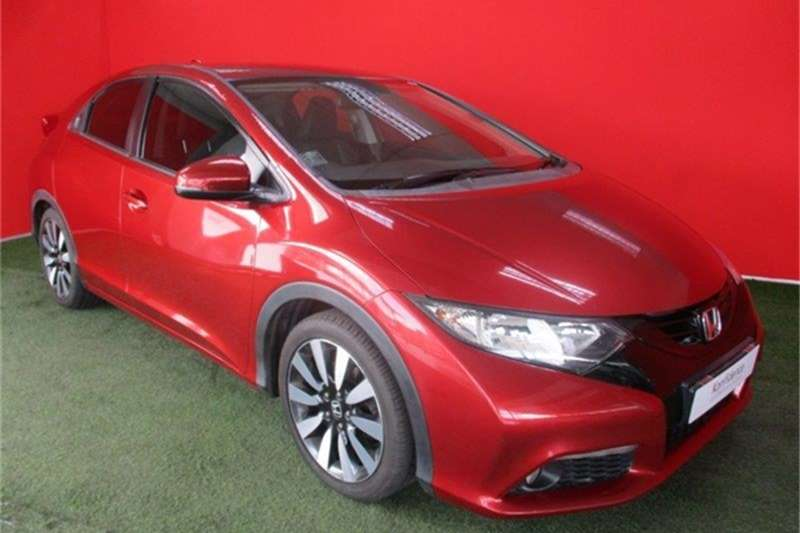 Honda Civic hatch 1.8 Executive auto 2015
