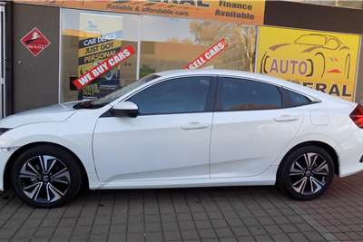 Honda Civic hatch 1.8 Executive auto 2017