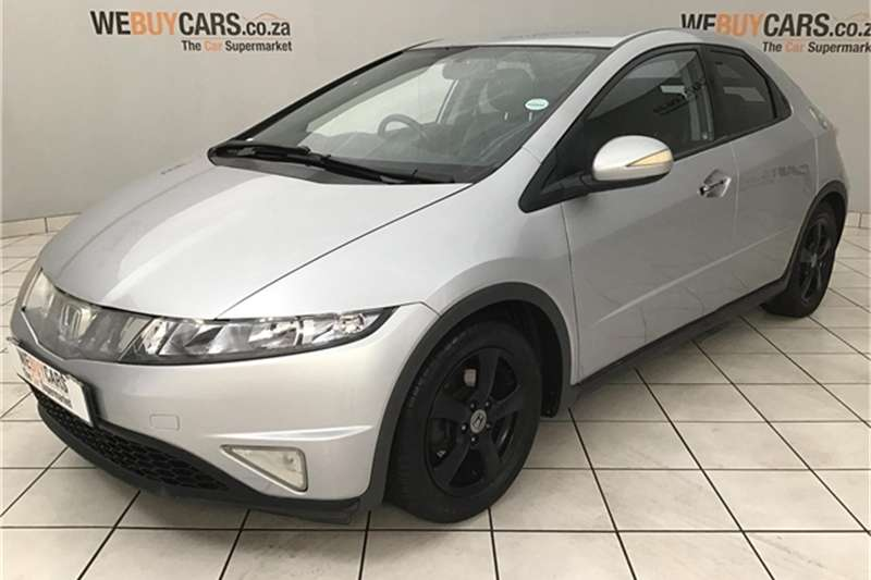 Honda Civic hatch 1.8 EXi 2006