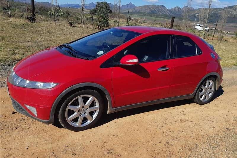 Honda Civic hatch 1.8 EXi 2008