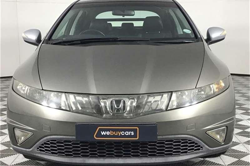 2008 Honda Civic Civic hatch 1.8 EXi