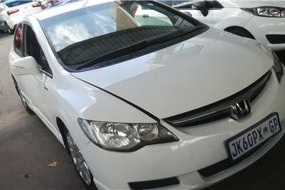 Honda Civic hatch 1.8 EXi automatic 2007