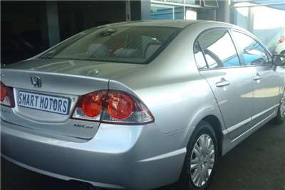 Honda Civic hatch 1.8 EXi automatic 2008