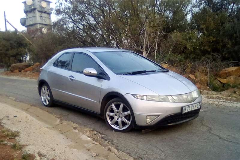 Honda Civic hatch 1.8 VXi 2008