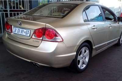 Honda Civic hatch 1.8 VXi 2008