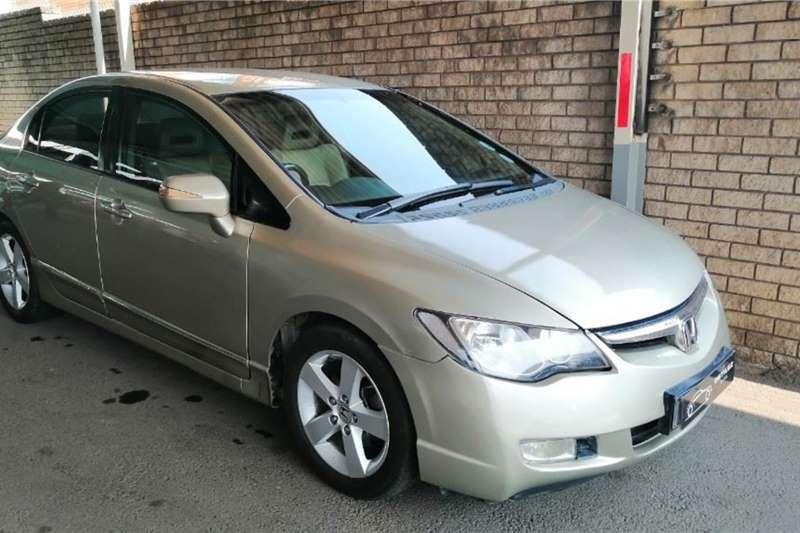 Used 2008 Honda Civic hatch 1.8 VXi