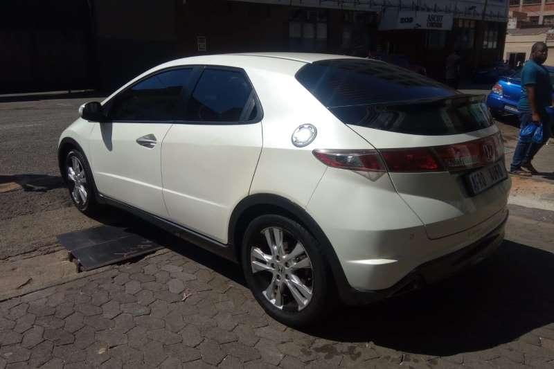Used 2010 Honda Civic hatch 1.8 VXi automatic