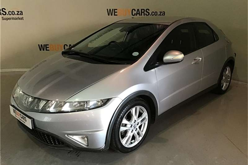Honda Civic hatch 2.2i-CTDi 2011