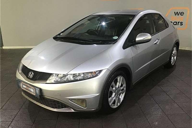 Honda Civic hatch 2.2i-CTDi 2011