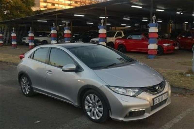 Honda Civic hatch 2.2i DTEC Exclusive 2012