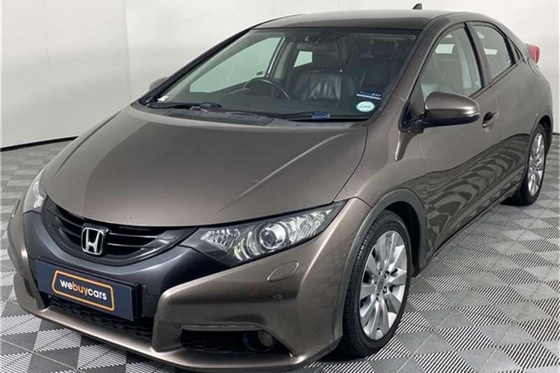 2012 Honda Civic Civic hatch 2.2i-DTEC Exclusive