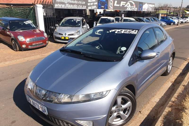 Honda Civic Hatch 5-door 1.8 2008