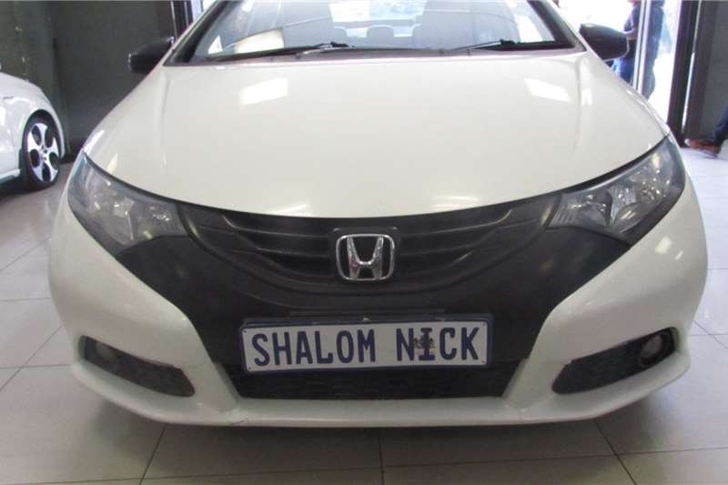 Honda Civic Hatch 5-door CIVIC 2.0T TYPE R 2012