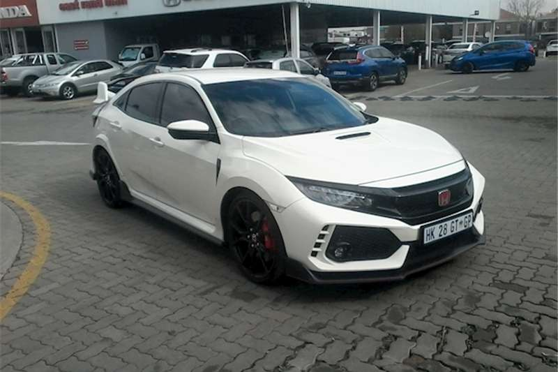 Honda Civic Hatch 5-door CIVIC 2.0T TYPE R 2019