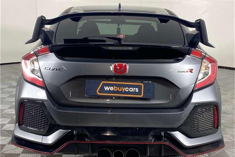 2021 Honda Civic hatch 5-door CIVIC 2.0T TYPE R