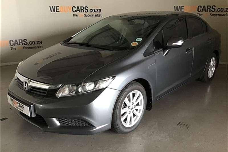2013 Honda Civic sedan 1.8 Elegance