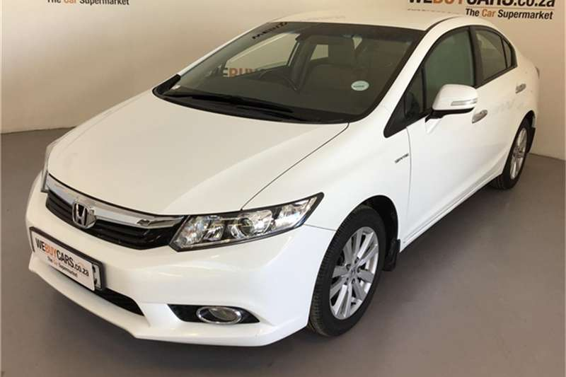 2012 Honda Civic sedan 1.8 Executive auto