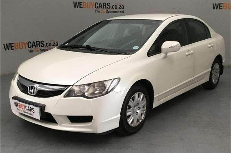 2011 Honda Civic sedan 1.8 LXi automatic