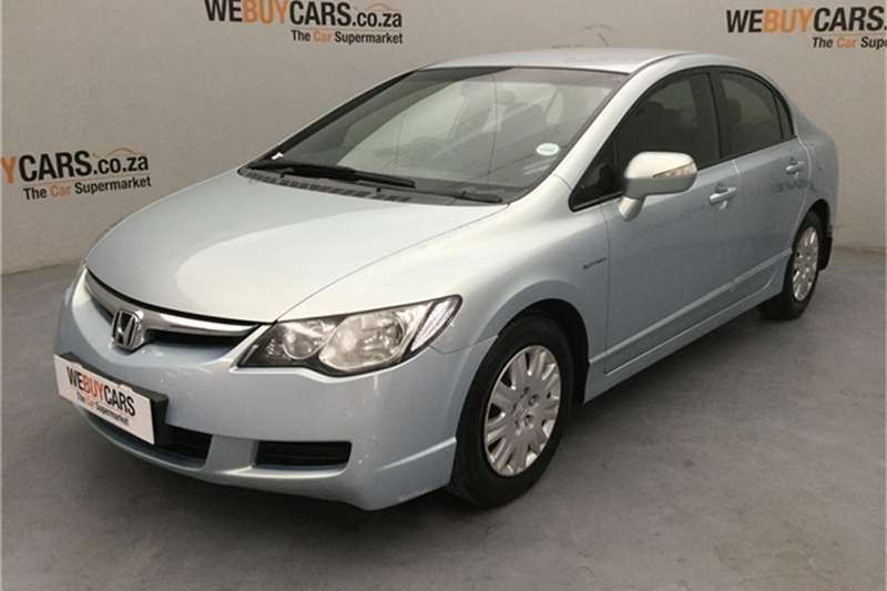 2008 Honda Civic sedan 1.8 LXi automatic