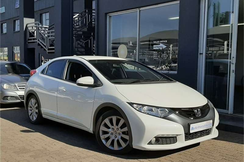 2013 Honda Civic hatch 1.8 Executive auto