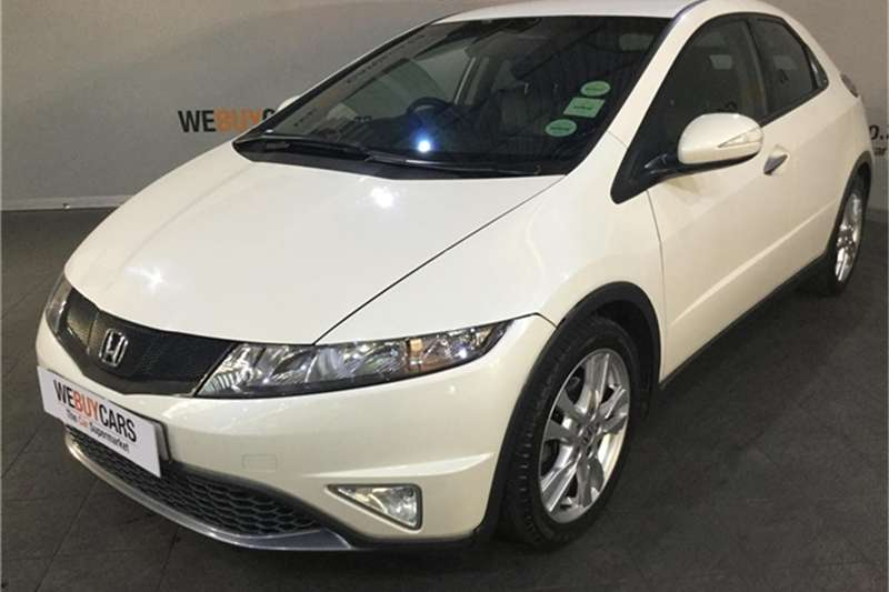 2011 Honda Civic hatch 1.8 VXi