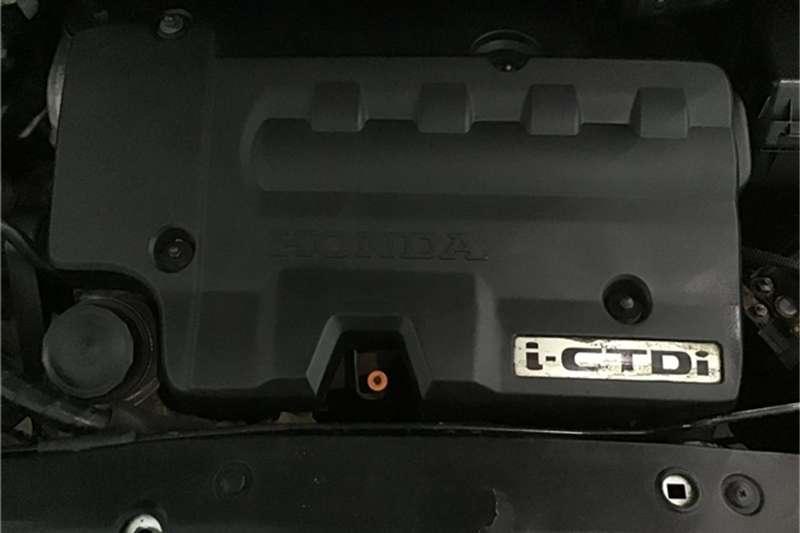 2011 Honda Civic hatch 2.2i CTDi