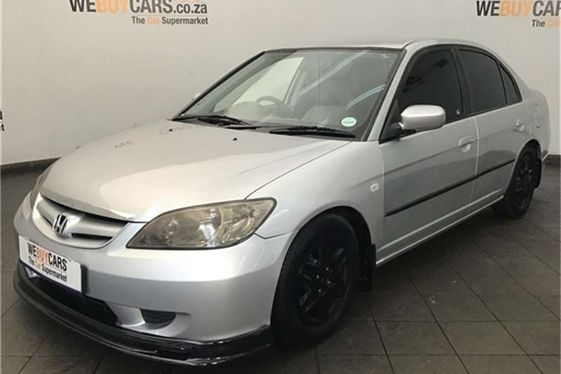 2005 Honda Civic 150i 4 door automatic