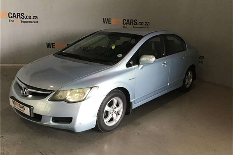 2007 Honda Civic sedan 1.8 EXi automatic