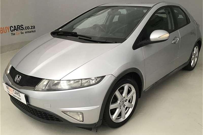 2009 Honda Civic hatch 2.2i CTDi