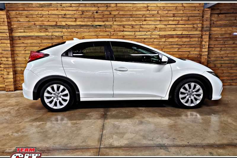2012 Honda Civic hatch 1.8 Executive auto