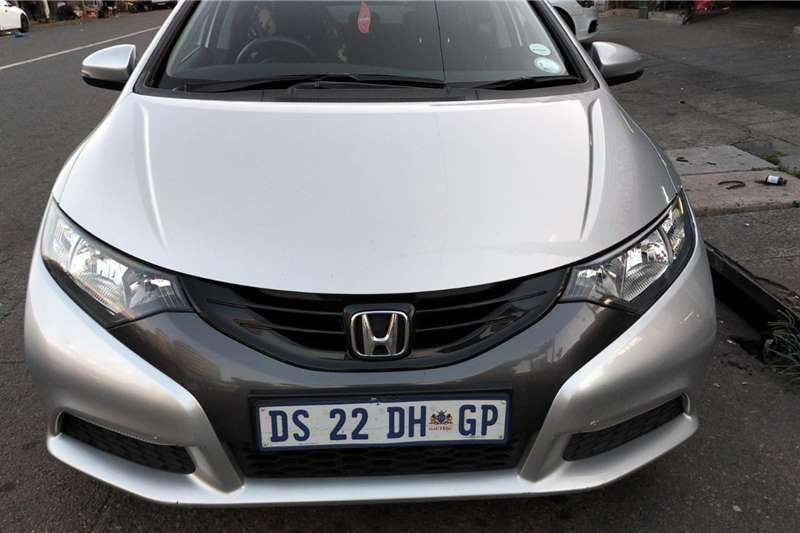 2013 Honda Civic hatch 1.8 EXi