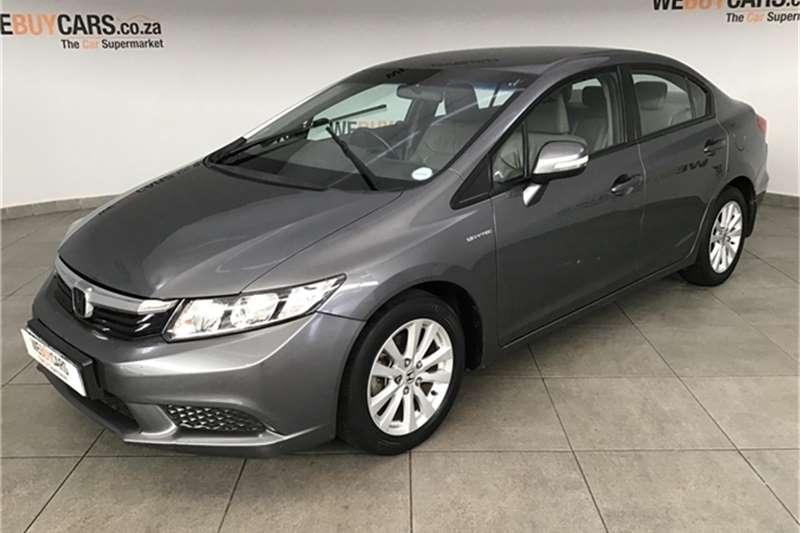 2014 Honda Civic sedan 1.8 Elegance