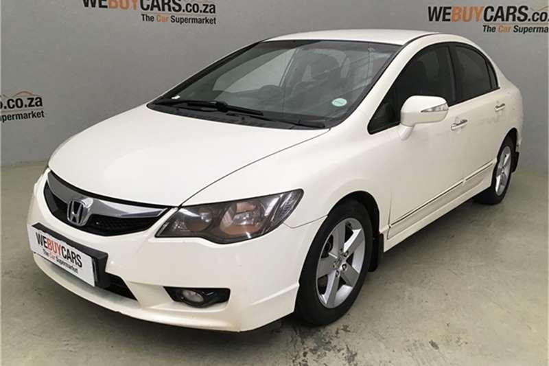 2010 Honda Civic sedan 1.8 VXi