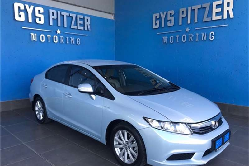 2014 Honda Civic sedan 1.8 Elegance