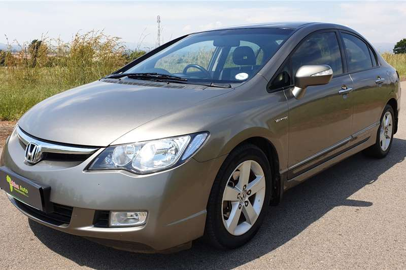 2008 Honda Civic sedan 1.8 VXi automatic