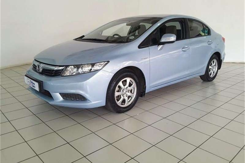 2012 Honda Civic sedan 1.6 Comfort