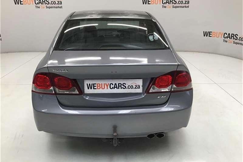 2009 Honda Civic sedan 1.8 VXi