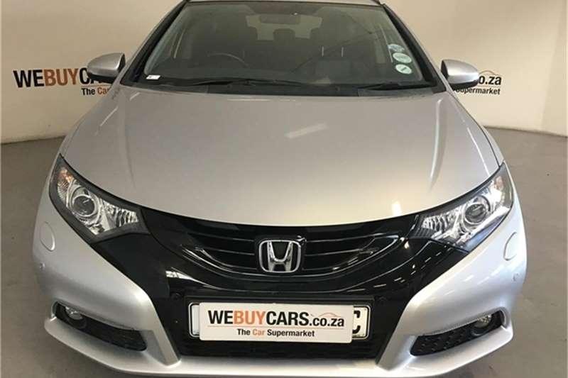2016 Honda Civic Tourer 1.8 Executive