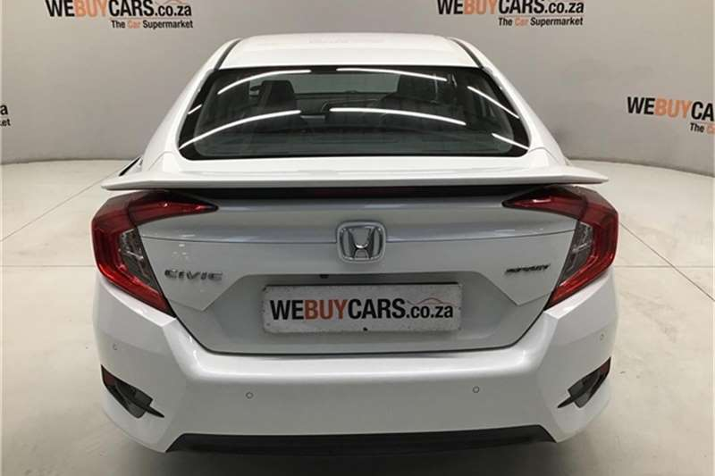 Honda Civic sedan 1.5T Sport 2016