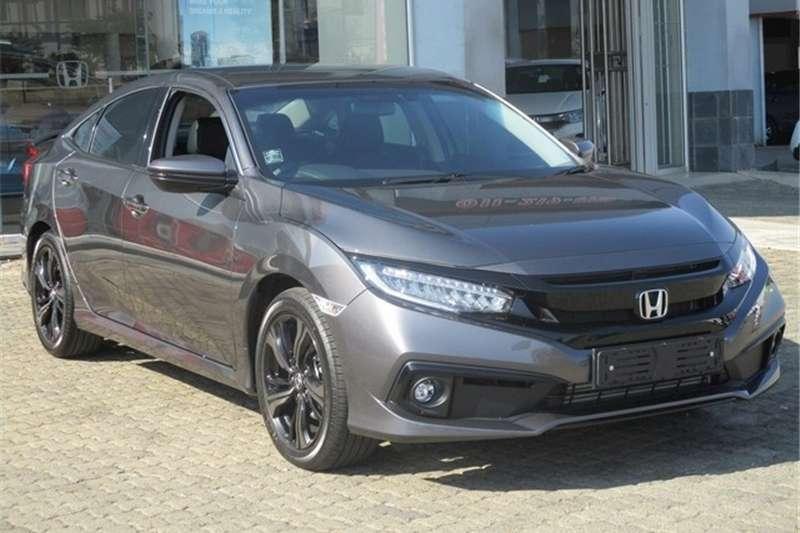 Honda Civic sedan 1.5T Sport 2019