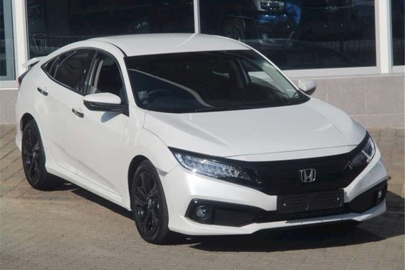 Honda Civic sedan 1.5T Sport 2020
